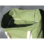 Like every other ShelfBag, Fern Green can hold your phone and keys while you shop.